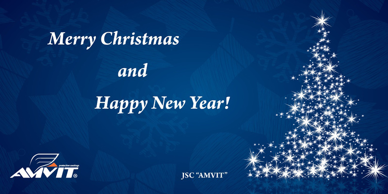 Happy New Year JSC Amvit